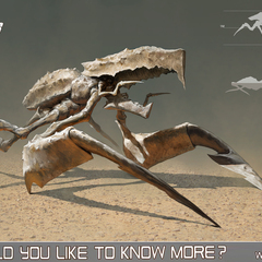 starship troopers burrower bug