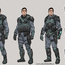 starship troopers infantry by alexson