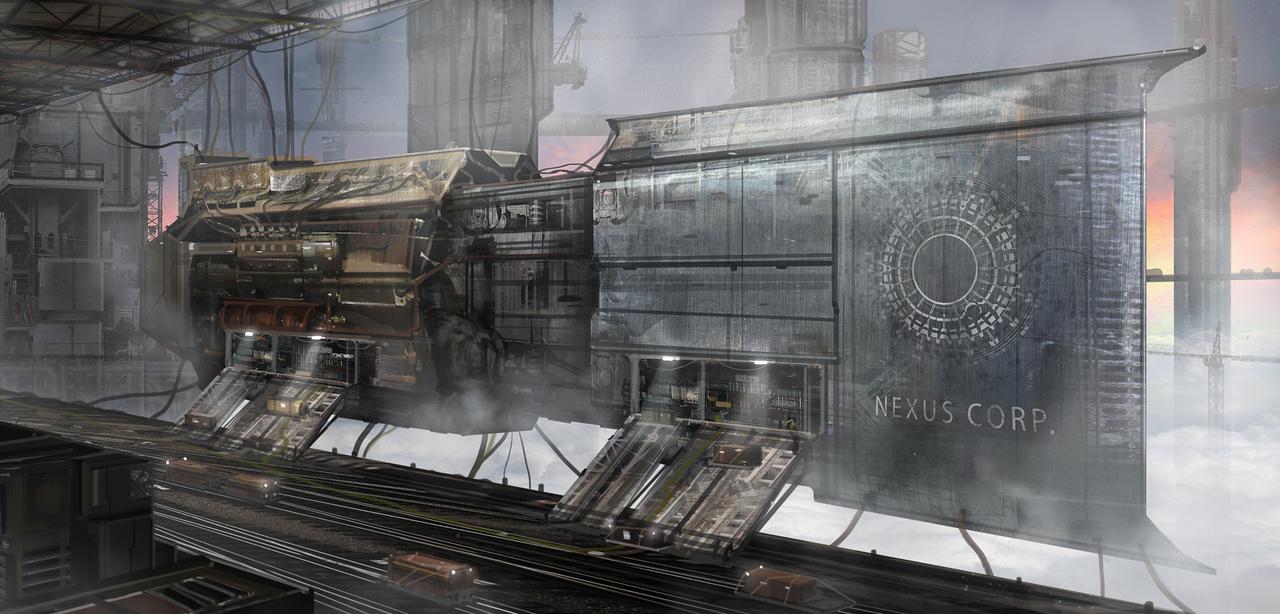 nexus by andresutherland