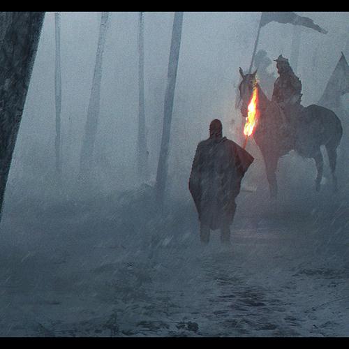 Winter Has Come by kristianllana