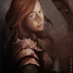 queen of war by juliocastelo
