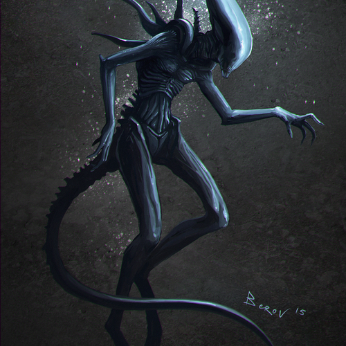 Alien Nova by berov