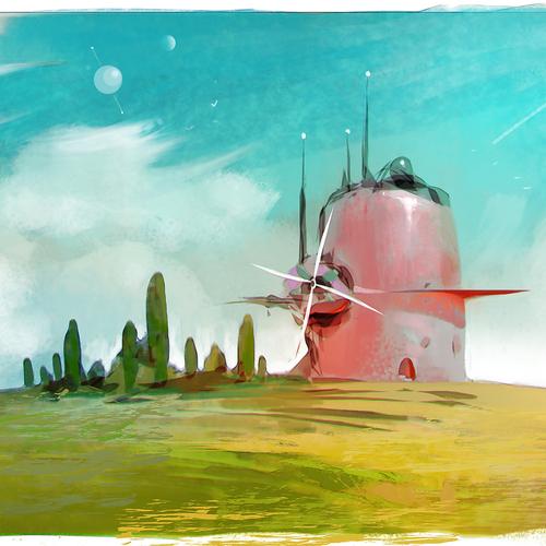 Landscape B by rawi