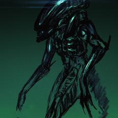 alien by blewzen