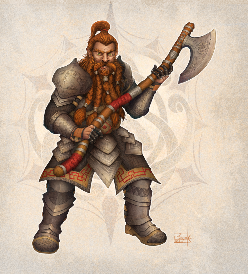 dwarf by aishwaaryanant