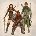 fantasy warrior by aishwaaryanant