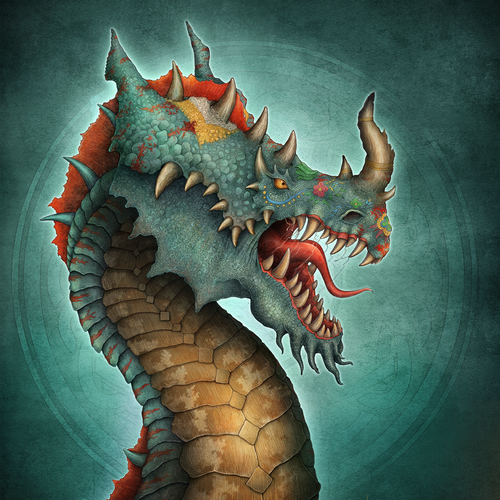 Indian Dragon by aishwaaryanant