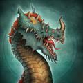 indian dragon by aishwaaryanant