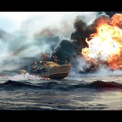 sea battle 2 by dmitryvishnevsky