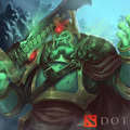 wraith king dota by artdeepmind