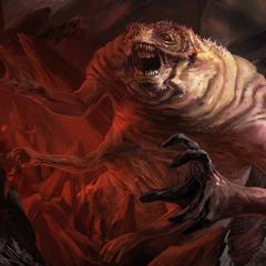 worm king by douglasderi