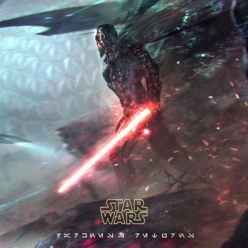 Vader by johnathanchong