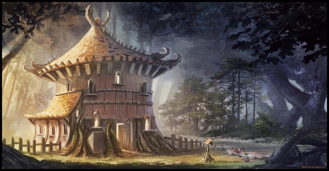 sinari architecture by chriskarbach