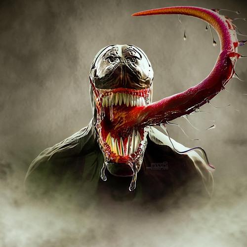 Venom by hassamjafri