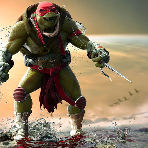 Raphael by hassamjafri