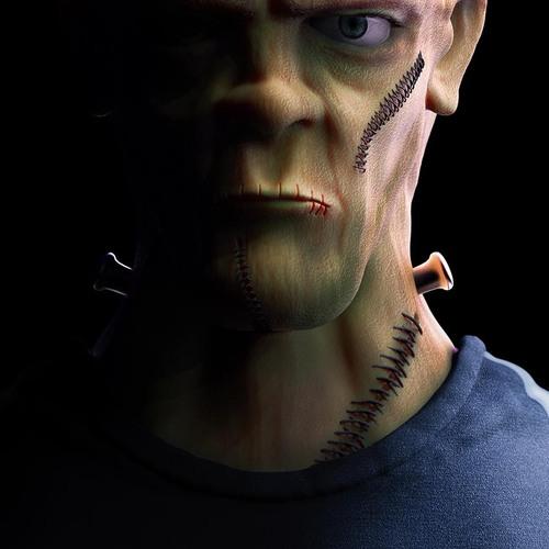 Frankenstein Redesign by hassamjafri