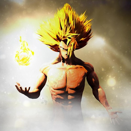 Goku by hassamjafri