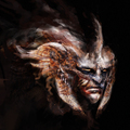 demon by davidcorzine