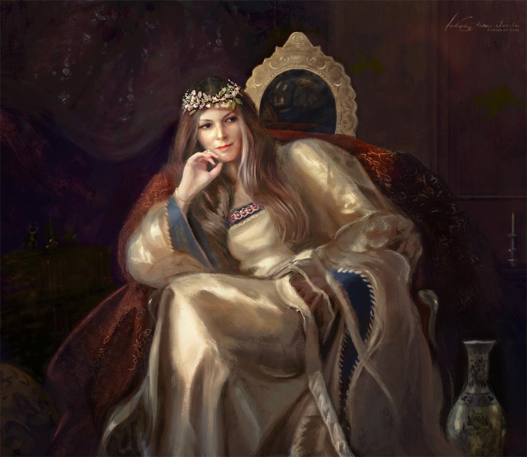 royalty ii by ochrehand