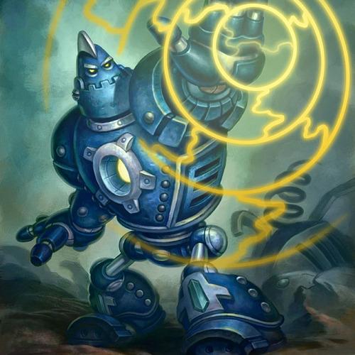 Cobalt Guardian by jnelson