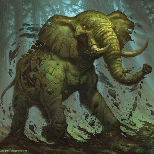 Elephant by jnelson