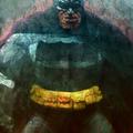 batman by chemamansilla