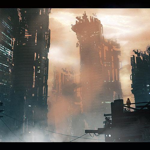 Cityscape 5 by dmitryvishnevsky