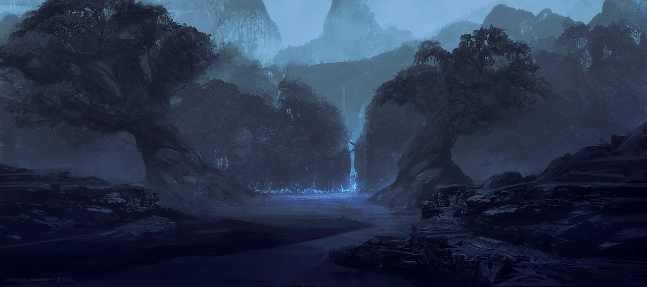 jungle by orelf