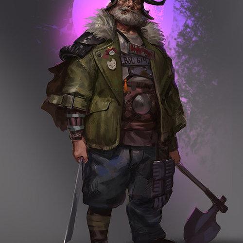 Thumb jumbo hobo warlord3
