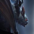 white bat by mischeviouslittleelf