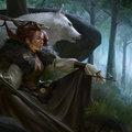 woods witch by mischeviouslittleelf