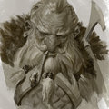 dwarf 3 by mischeviouslittleelf