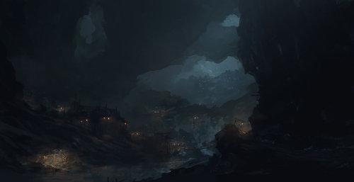 Display jumbo f a herold mega cave