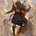 swordmaster at peace by marcsampson