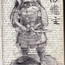 samurai observational drawing by jay_lockwood_carpenter