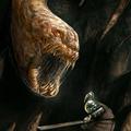 cave worm by vitorafiie