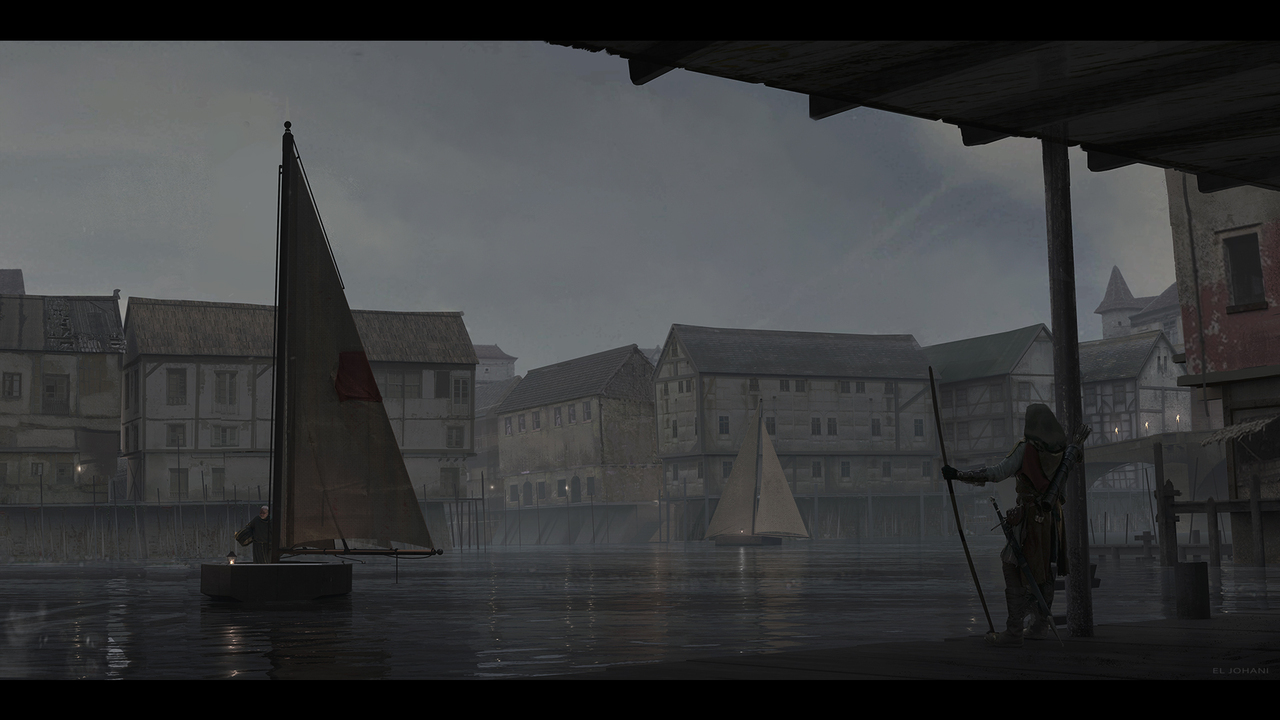 docks by ahmedeljohani
