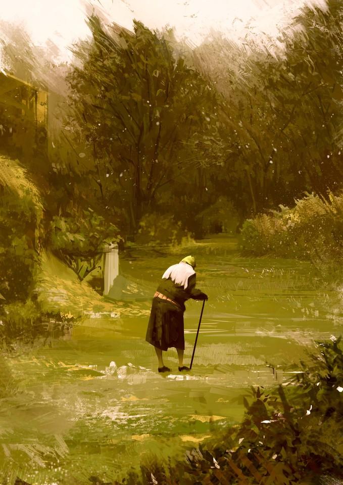 landscape i by ricard_cendra