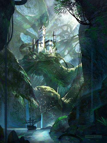 Display jumbo tree castle by claudiopilia d8p1kk9