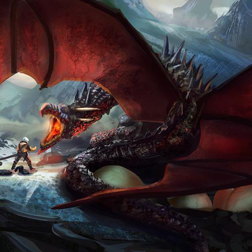 Dragon by bigloc