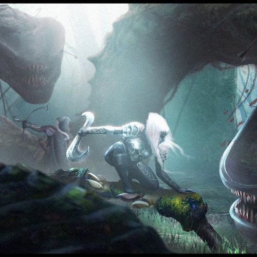 Elves Quotidian by tiagosilverio