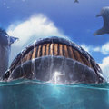 flying whales begins by tiagosilverio