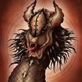 predator dragon by aishwaaryanant