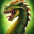 zombie dragon by aishwaaryanant