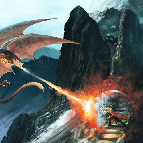 Dragon Gate by kelvinliew