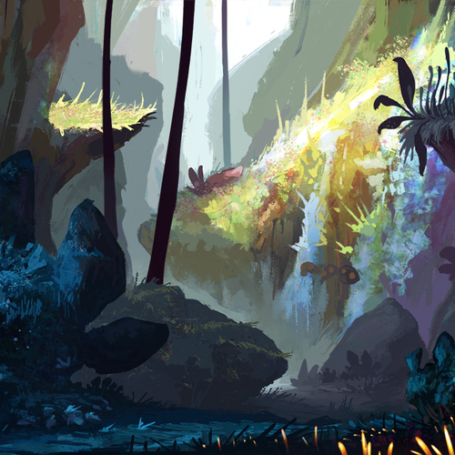 Valley by philippelozinski