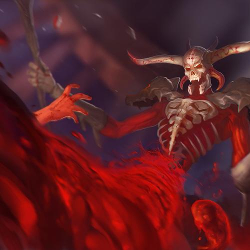 Hades by jaggudada