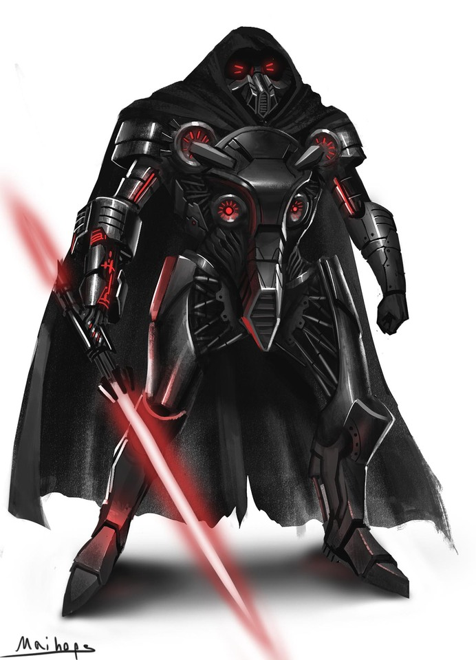 darth brute-concept by maihope