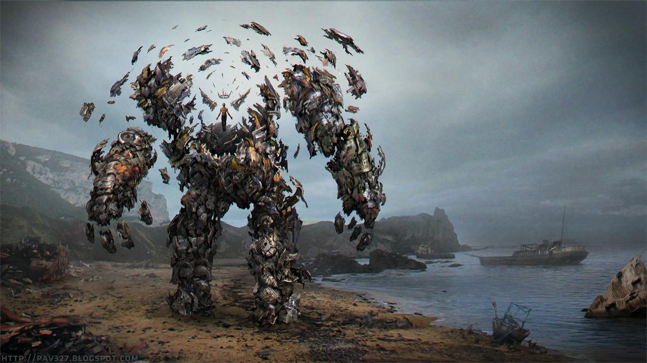 scrap metal master by pav327