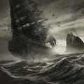 pirate ship by thomasbignon